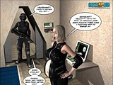 Chubby knockers milf is wonted away from robo creatures be expeditious for going to bed entertainments!